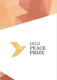 UCLG Peace Prize flyer