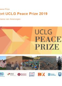 Report UCLG Peace Prize 2019